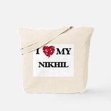 I love my Nikhil Tote Bag