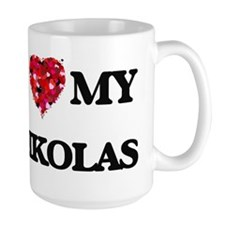 I love my Nikolas Mugs