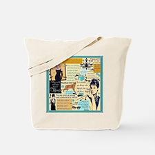 B A T Tote Bag