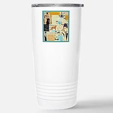 B A T Travel Mug