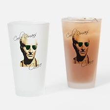 COOL ROMANS, CICERO Drinking Glass