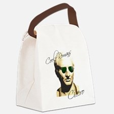 COOL ROMANS, CICERO Canvas Lunch Bag
