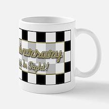 25th Anniversary (Racing) Small Mugs