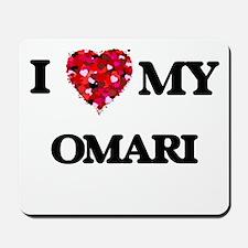 I love my Omari Mousepad