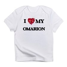 I love my Omarion Infant T-Shirt