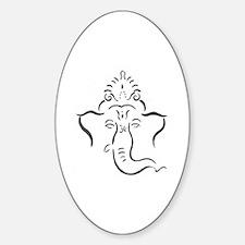 Ganesh Decal