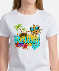 Retired Beach Tee