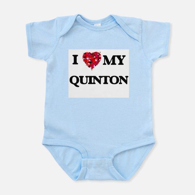 I love my Quinton Body Suit