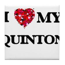 I love my Quinton Tile Coaster