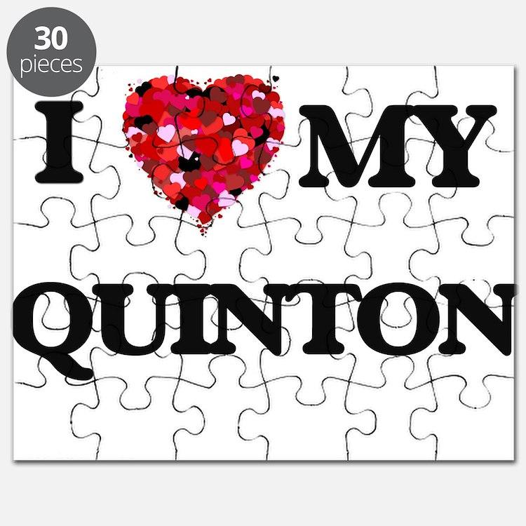 I love my Quinton Puzzle