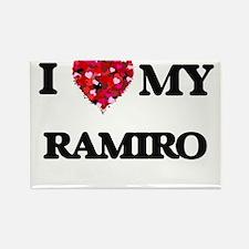 I love my Ramiro Magnets
