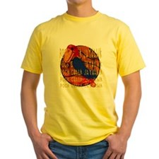 Rock Chalk Jayhawk Basketball T-Shirt