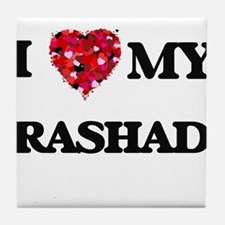I love my Rashad Tile Coaster