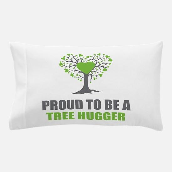 Tree Hugger Pillow Case