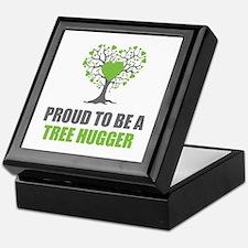 Tree Hugger Keepsake Box