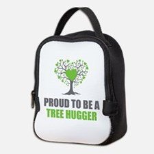 Tree Hugger Neoprene Lunch Bag