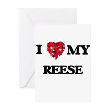 I love my Reese Greeting Cards