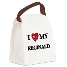I love my Reginald Canvas Lunch Bag