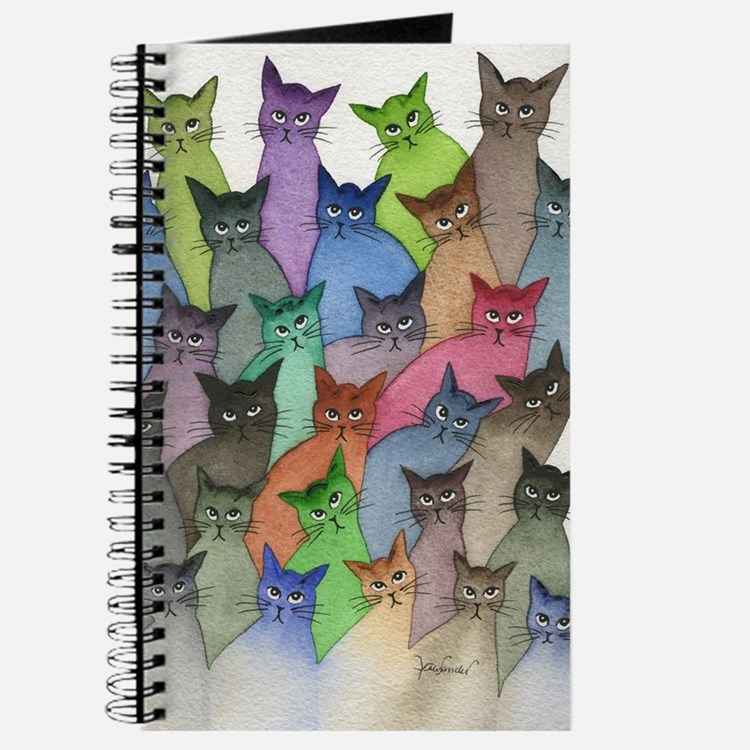 Saint Paul Stray Cats Journal