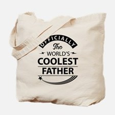 Coolest Dad Tote Bag