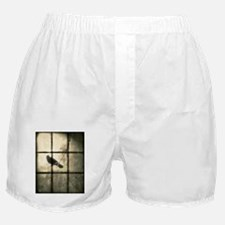 Tapping AT My Window Boxer Shorts