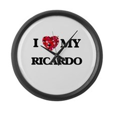 I love my Ricardo Large Wall Clock