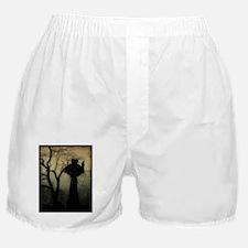 Celtic Crow Boxer Shorts
