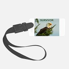 Survivor Luggage Tag