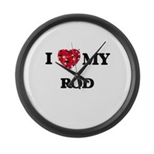 I love my Rod Large Wall Clock