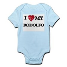 I love my Rodolfo Body Suit