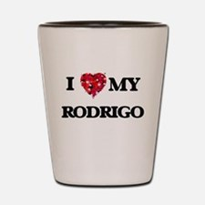 I love my Rodrigo Shot Glass