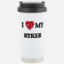 I love my Ryker Stainless Steel Travel Mug