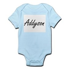 Addyson artistic Name Design Body Suit