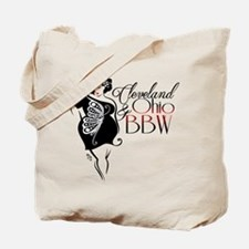 Cleveland And Ohio Bbw Tote Bag