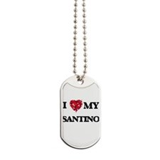 I love my Santino Dog Tags