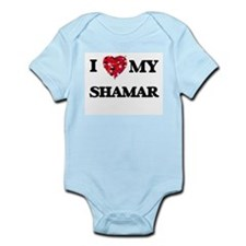 I love my Shamar Body Suit
