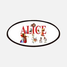 Alice and Friends in Wonderland Patch
