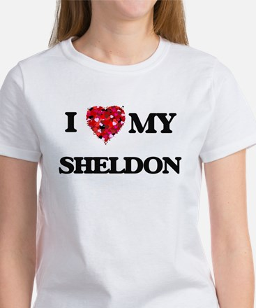 I love my Sheldon T-Shirt