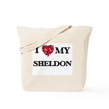 I love my Sheldon Tote Bag