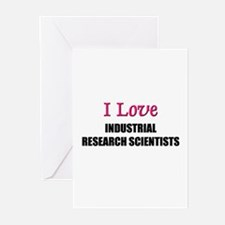I Love My ACADEMIC LIBRARIAN Greeting Cards (Pk of