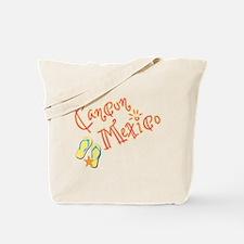 Cancun Mexico - Tote Bag