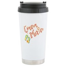 Cancun Mexico - Travel Mug