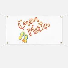 Cancun Mexico - Banner