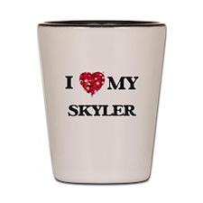 I love my Skyler Shot Glass