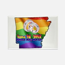 AR GAY MARRIAGE Magnets