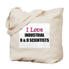 I Love My ACADEMIC LIBRARIAN Tote Bag