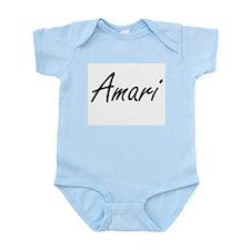 Amari artistic Name Design Body Suit