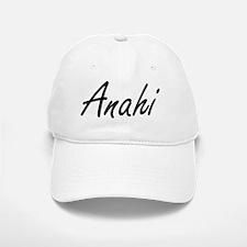 Anahi artistic Name Design Baseball Baseball Cap