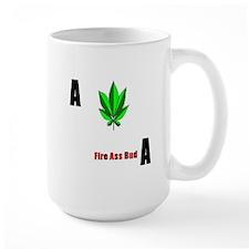 Fire Ass Bud Coffee Mug