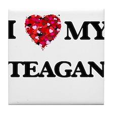 I love my Teagan Tile Coaster